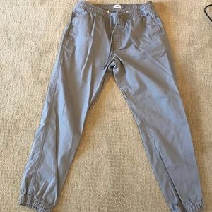 Old Navy Men's Grey Joggers Size L